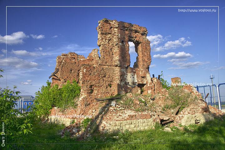 Руины командного пункта фото