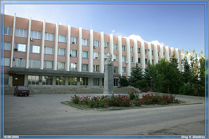 Администрация Дзержинского района фото