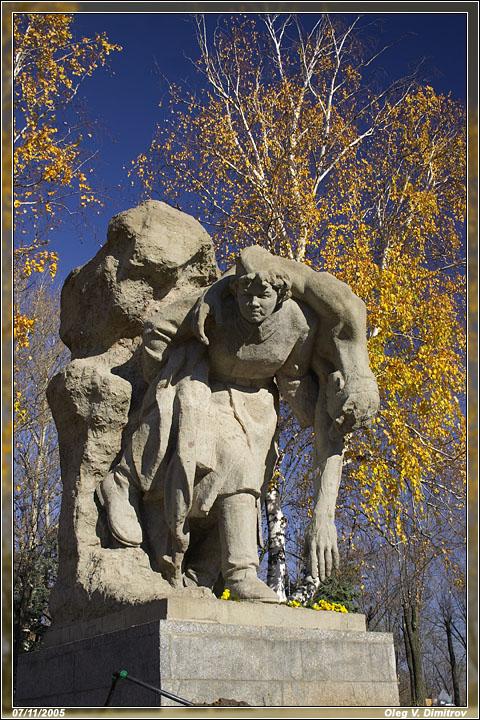 Осенние скульптуры фото