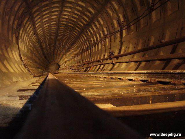 Туннель скоростного трамвая (Волгоград, Вторая очередь) .
