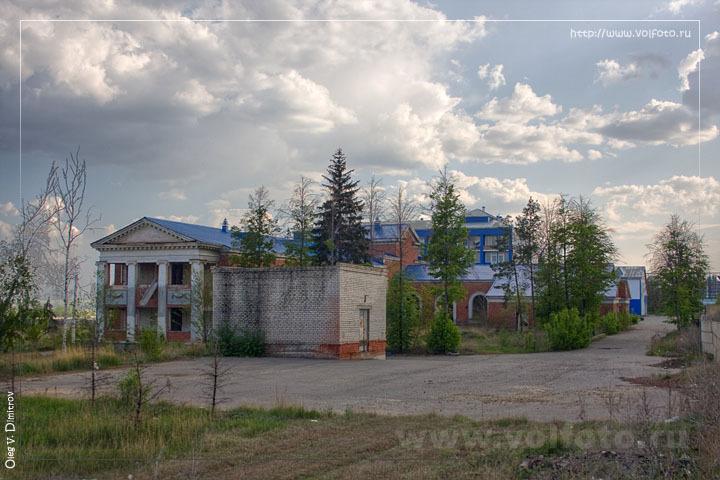 """Бывший профилакторий завода """"Баррикады"""" фото"""