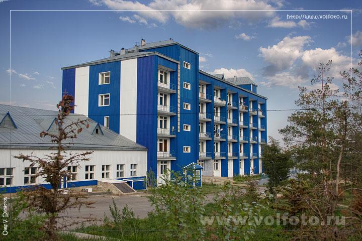 Интернат СК «Ротор» фото