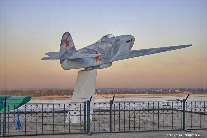 Истребитель Як-3 фото