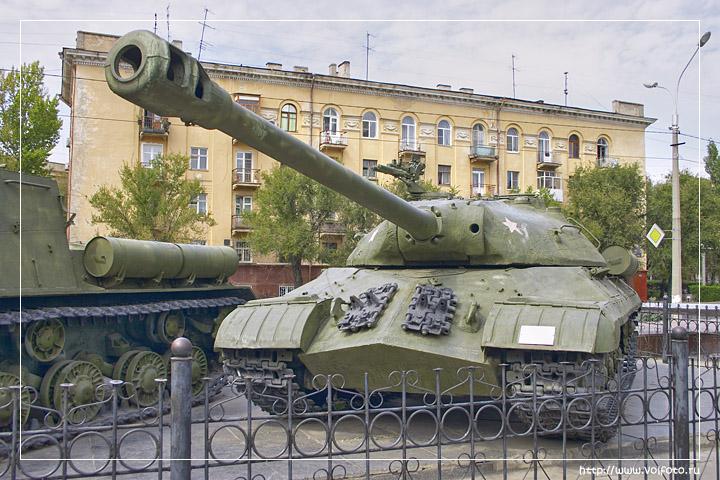 Тяжелый танк ИС-3 фото