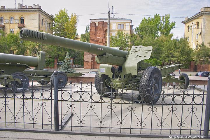 152-мм гаубица фото