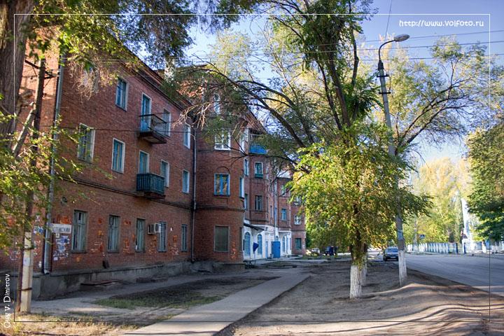 Волжский проспект фото