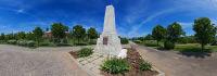 Братская могила на Острове Людникова - фото