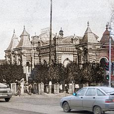 Музей обороны Юлии Репниковой - фото сквозь время