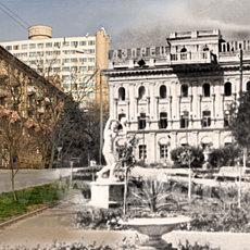 Сталинградский дворец пионеров - фото сквозь время