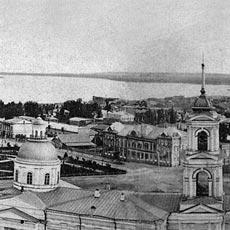 Панорама Скорбященской площади - фото