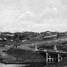 Астраханский мост - фото
