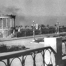 Ротонда на набережной Сталинграда - фото