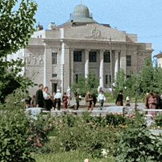 Театр им. Горького в предвоенные годы - фото