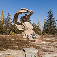 Мемориал героям Великой Отечественной - фото