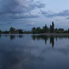 Панорама донского входа в Волго-Донской канал - фото
