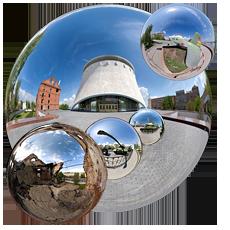 виртуальный тур вокруг музея-панорамы Сталинградская битва, виртуальная экскурсия