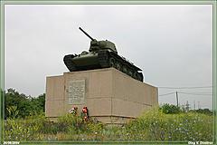 танк Т-34 фото Челябинский колхозник