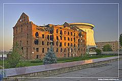 Музей-панорама Сталинградская битва фото