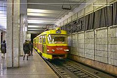 скоростной трамвай фото