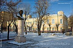 памятник Петру I фото
