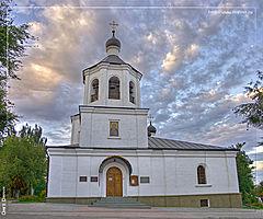 храм Иоанна Предтечи фото