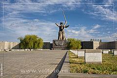 Воинское мемориальное кладбище фото