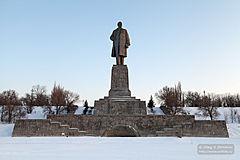 красноармейск памятник Ленину фото