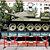 Платформа и танк Т-34