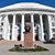 Памятник Серафимовичу - панорама