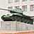 Танк Т-34 на пьедестале