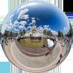 фонтан детский хоровод виртуальная панорама